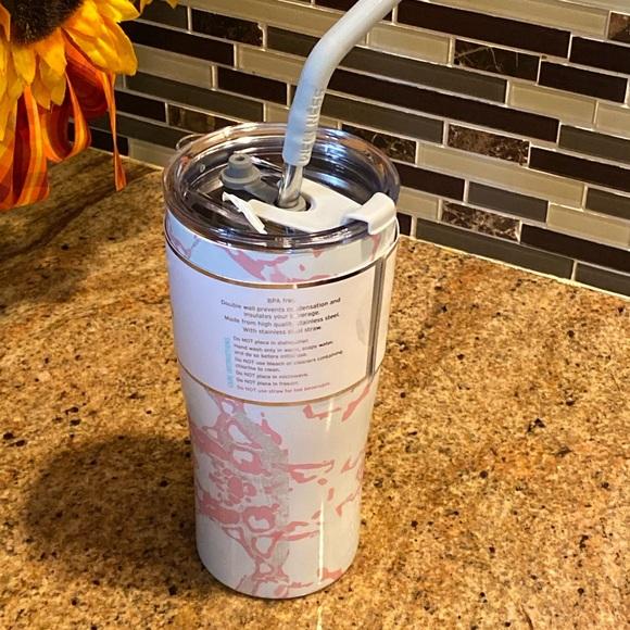 Starbucks Other - Starbucks stainless steel tumbler 6 hrs